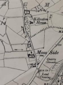 Killeaton House 1901 OSI