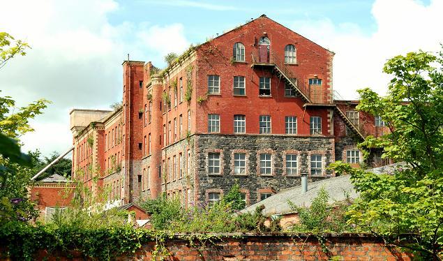Guest Post: Hilden Mill, a History  – Irish Linen Centre & Lisburn