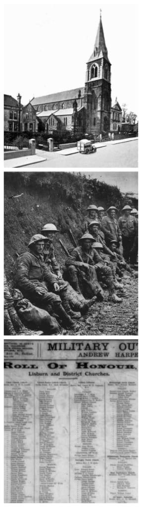 Lisburn_Catholics_Great_war_ww1_research_Project_St_Patricks