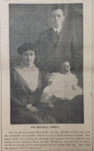 Mitchell Family Drumbo Luisitania 1915