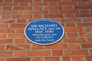 Sir Richard Wallace, Lisburn