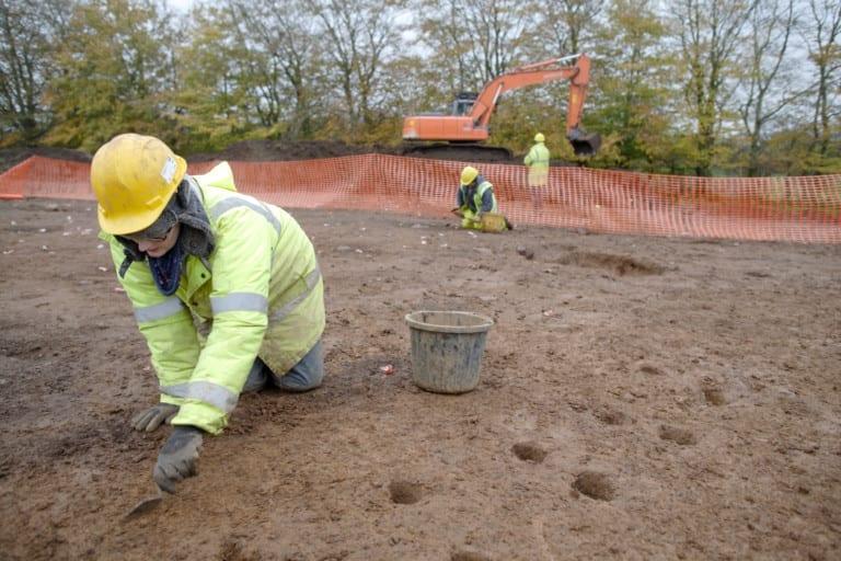 What's under your feet Hillsborough Castle Lisburn Museum