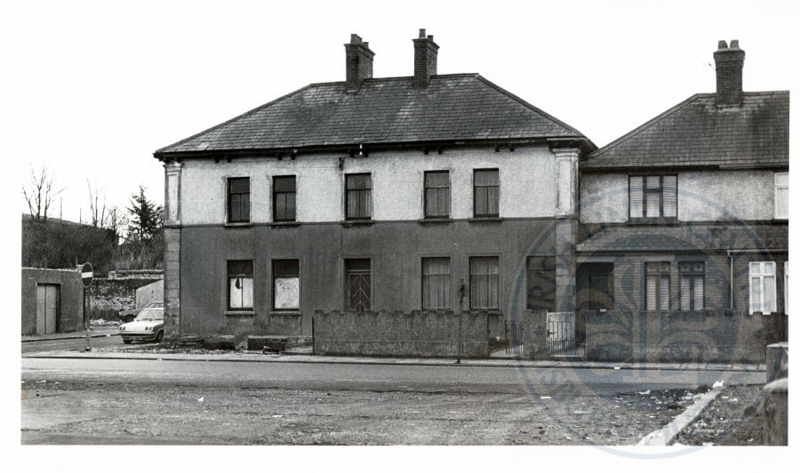 Former Royal Irish Constabulary Barracks, Smithfield, c.1970s