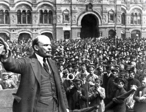 Reporting the 1917 Russian Revolution in Lisburn (Guest Post)