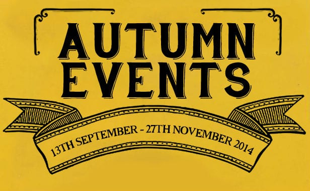 Lisburn Museum Lecture Series Sepetmber October 2014