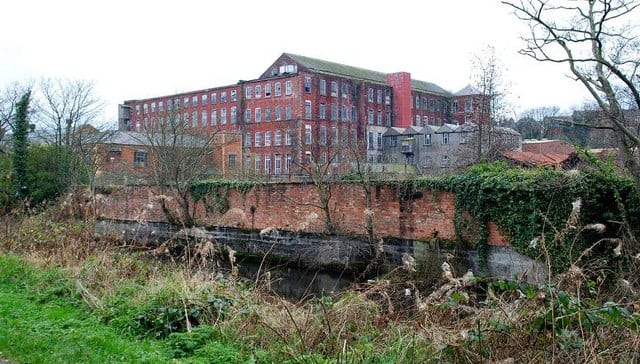 The Hilden Mill outside Lisburn may become a hotel in the future