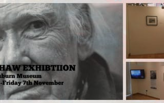 Blackshaw Exhibition October 2014