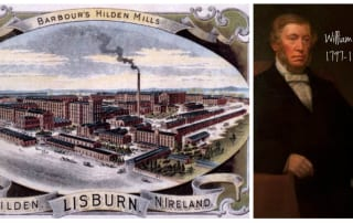 William Barbour and Hilden mill