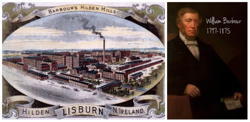 Guest Post: Hilden Mill, a History  – Irish Linen Centre & Lisburn
