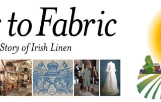 Flax to Fabric, Lisburn Museum's permanent exhibition exploring the history of Irish Linen