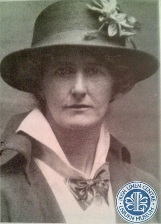 Lillian Metge Lisburn Suffragette Cathedral