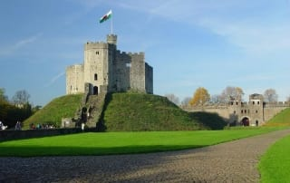 Cardiff lisburn Castle Bute Wallace Landlord