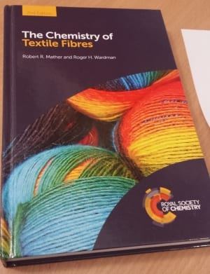 The chemisty of textile fibres