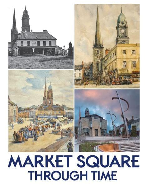 Market Square Through Time Exhibition 2015