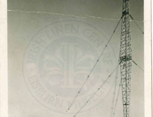 The end of an era? Lisnagarvey Transmitting Station