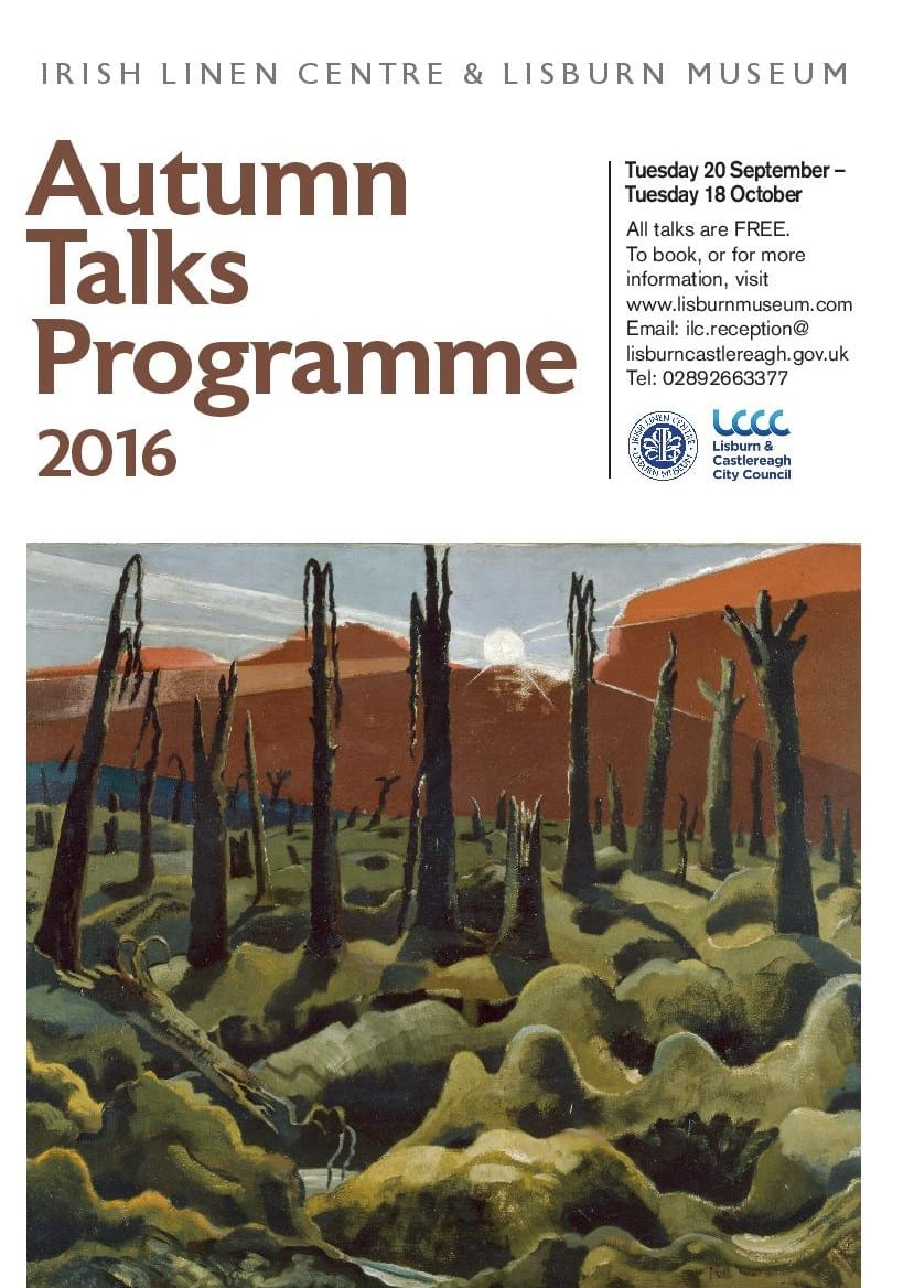 2016 Autumn Talks