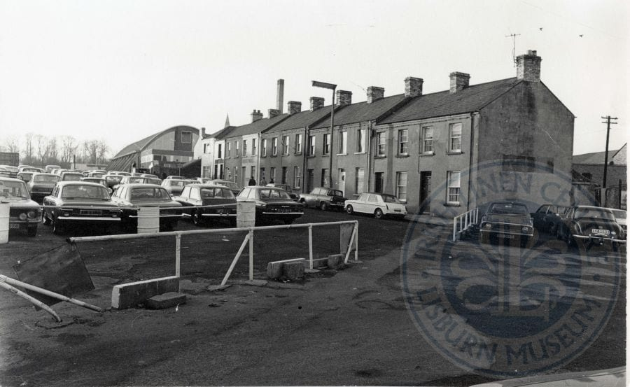 Lisburn Swimming Pool at Smithfield, c.1970s