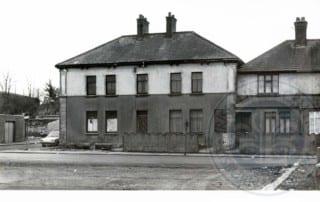 Former Royal Irish Constabulary Barracks, Smithfield, c.1970s