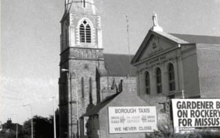 St Patricks Lisburn st joseph's Hall Chapel Hill