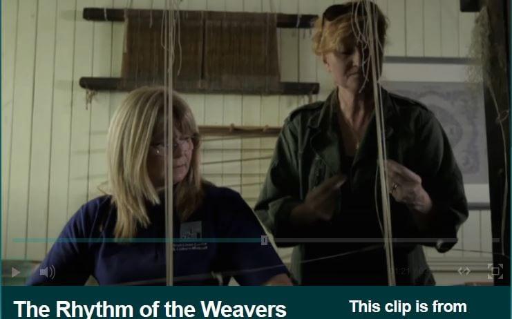 BBC eddie reader The Rhythm of the Weavers
