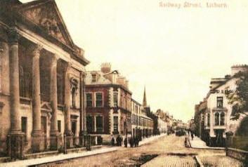 Temperance Institute, Railway Street, Lisburn