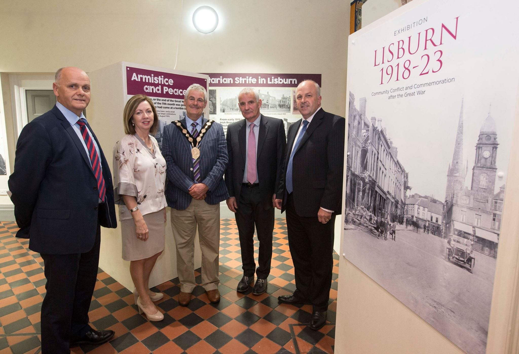Lisburn 1918-23 Exhibition