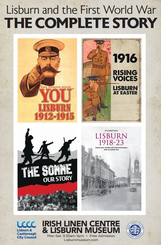 Lisburn and the First World War, the Complete Story