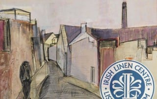 From the Collection: Back Lane, Lisburn by Dennis Osborne