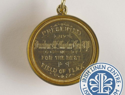 From the Collections: Flax Medal, Dunbar McMaster, 1903