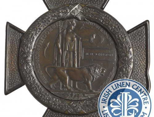 From the Collection: Sister Margaret Johnston, Ballinderry, Memorial Plaque