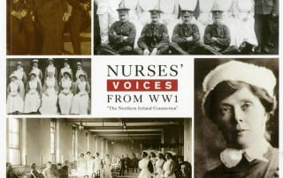 WWI Nurses Royal College Northern Ireland Book