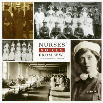 WWI Nurses Royal College Northern Ireland Book