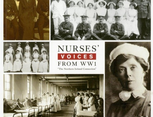 'Nurses from WW1' a new publication featuring the museum's collections