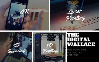 Digital Wallace 3D project