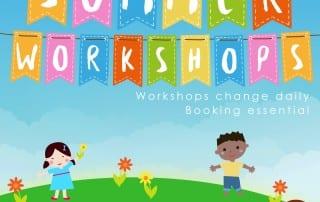 summer workshops 2018