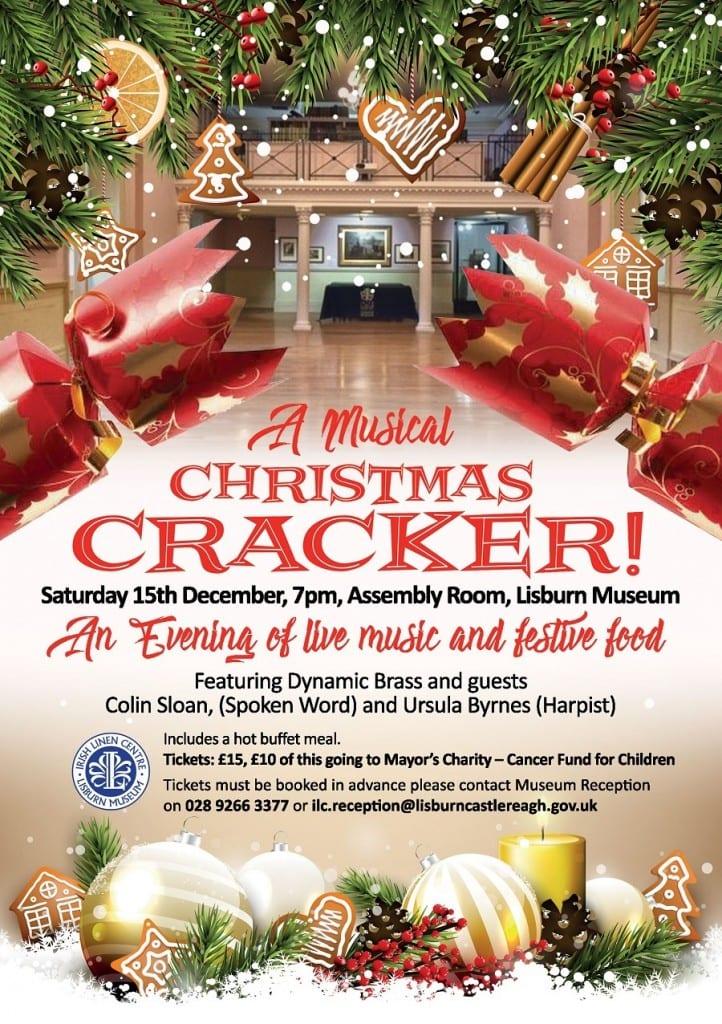 A musical Christmas Cracker