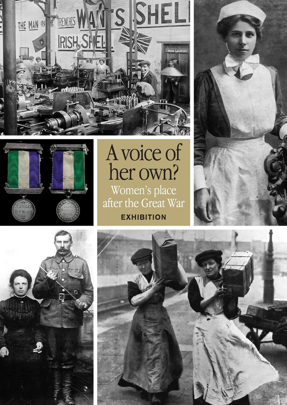 A women's place after the Great War Exhibition