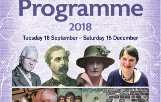 Irish Linen Centre Lisburn Museum Autumn Talks 2018