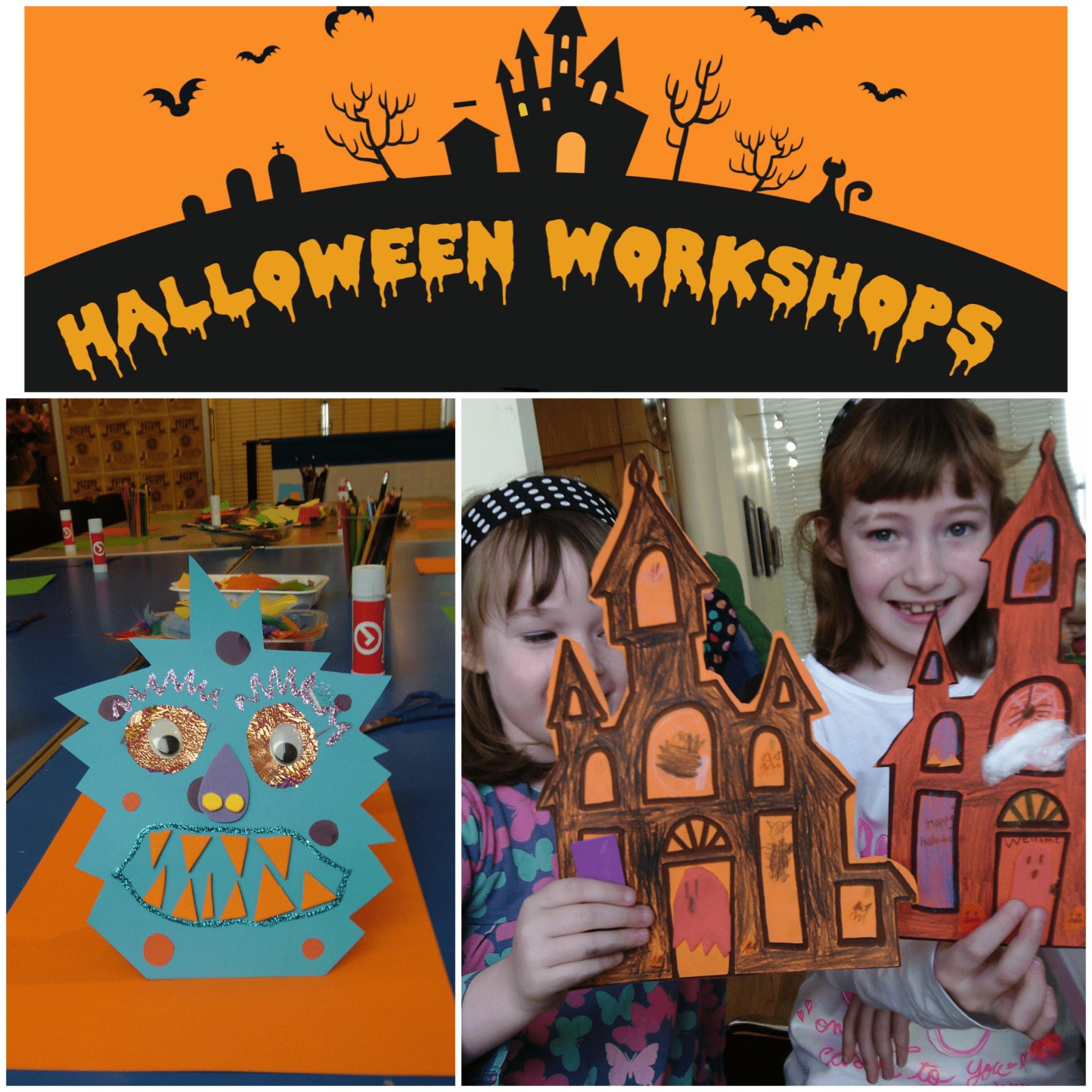 Halloween Workshops at the Irish Linen Centre & Lisburn Museum