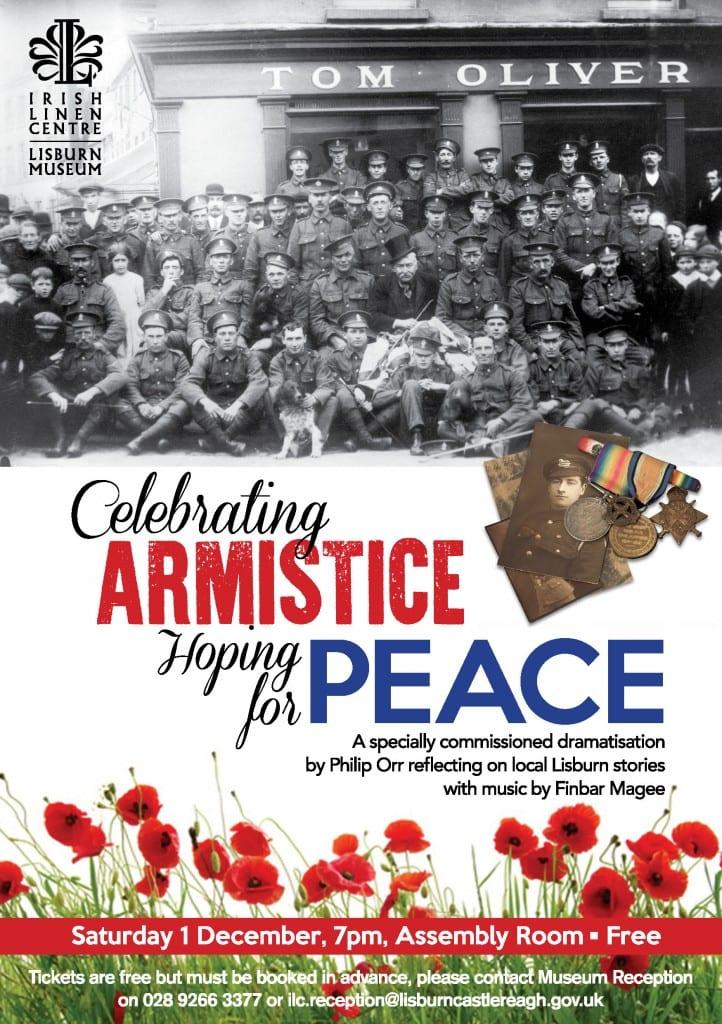 ILC& LM Celebrating Armistice