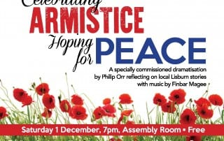 ILCLM celebrating Armistice flyer