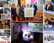 Autumn Events Programme 2018 - our most successful year yet