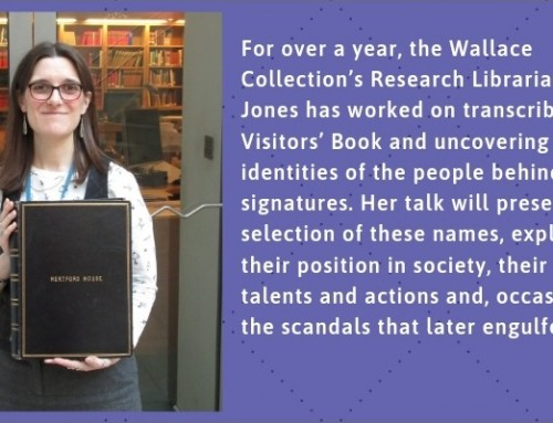 Helen C. Jones, Reserach Librarian at The Wallace Collection, concludes our programme of events celebrating Sir Richard Wallace's bicentenary