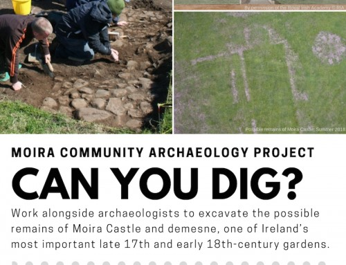 Moira Demesne – Community Archaeology Project