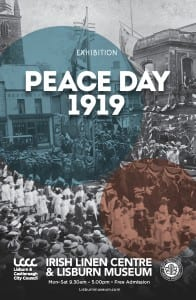 Peace Day, 1919 - Exhibition