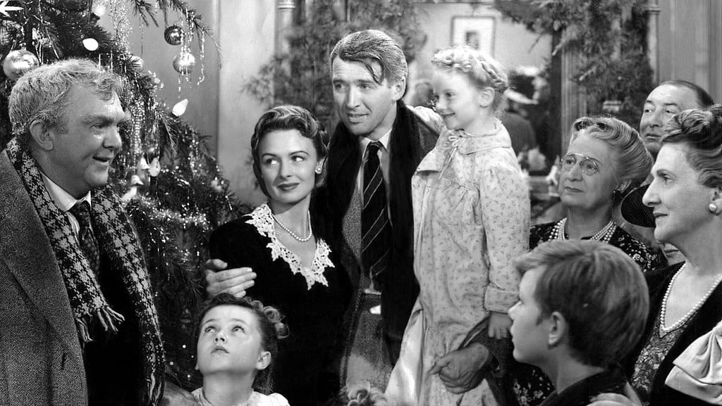 Film 'It's a Wonderful Life'