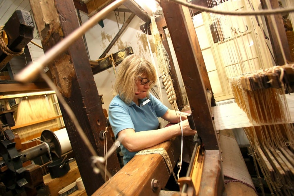 Handloom Weaver, Deborah