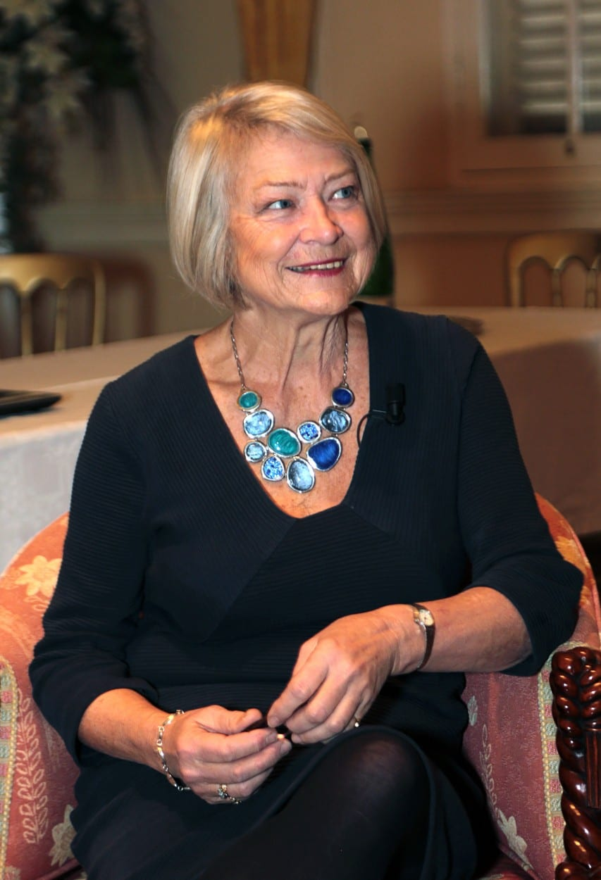 Keynote talk; Kate Adie, CBE