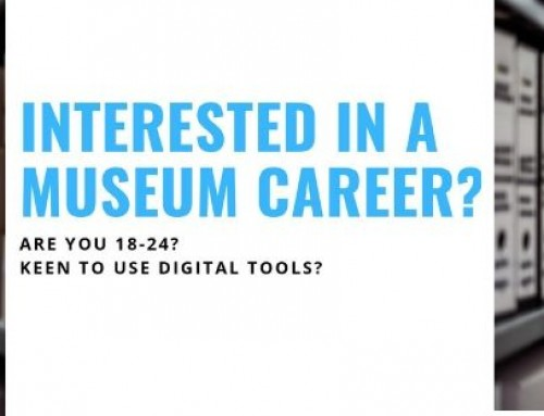 Do you want a career in Museums?  Trainee opportunity available – Museum Futures