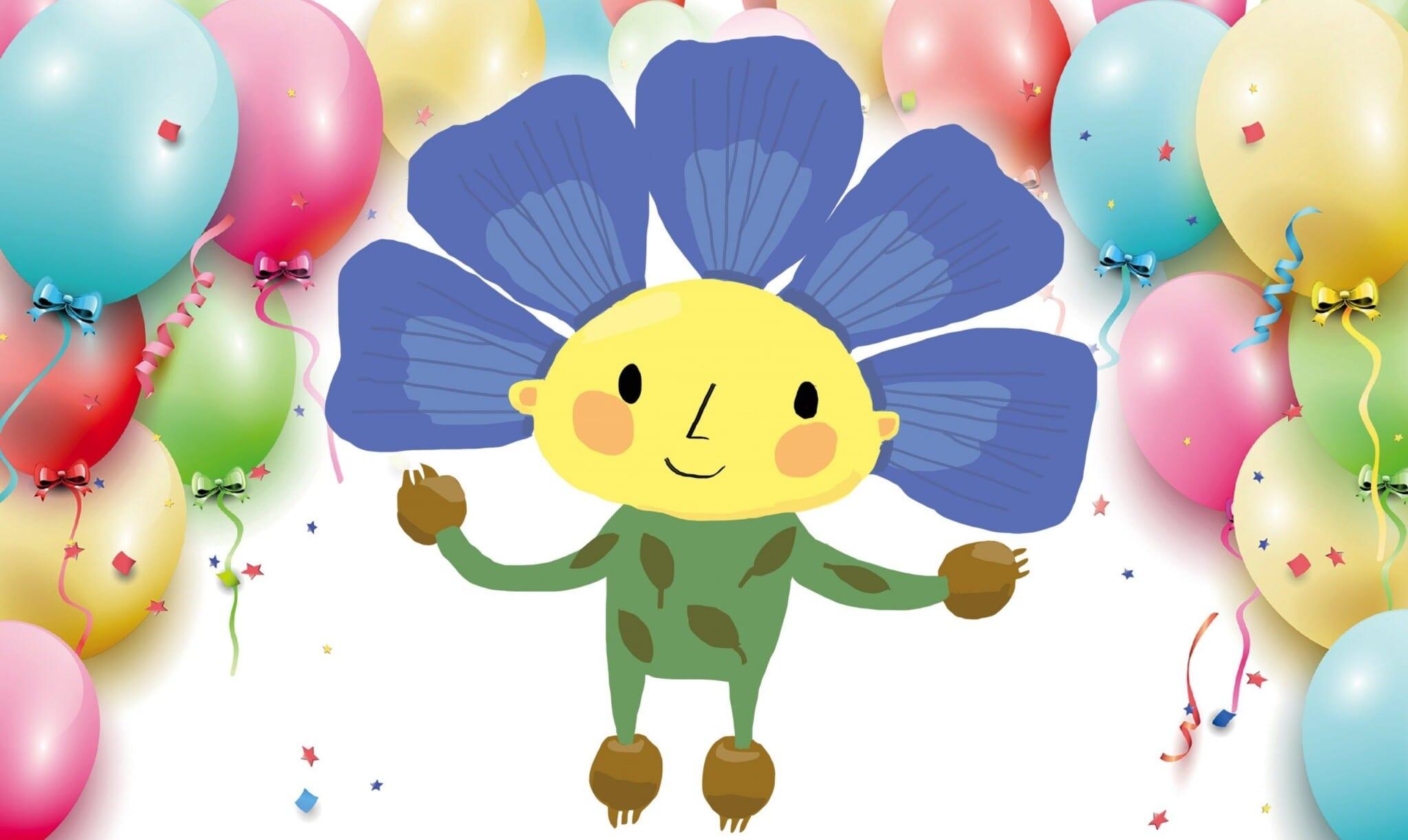 Flaxies birthday